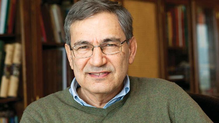 Orhan Pamuk'a şeref doktorası
