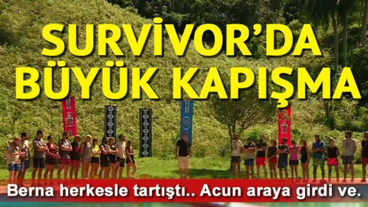 Survivor 2017'de kim elenecek? 20 Şubat Survivor'da yaşananlar!
