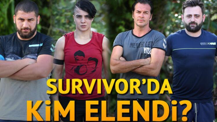 Survivor yarışmasında dün akşam kim elendi? SMS oylarında sürpriz sonuç!