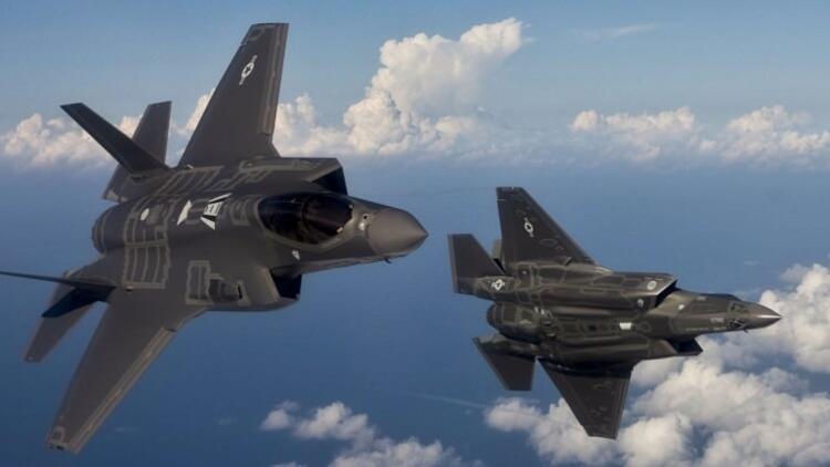 F35 savaş uçaklarına Türk füzesi