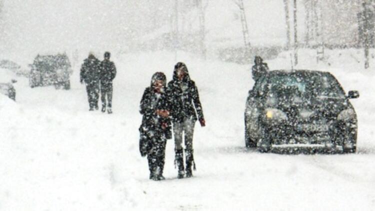 Meteoroloji uyardı: kar geri geliyor - Hafta sonu İstanbul'da hava durumu nasıl olacak?