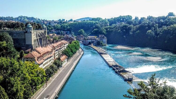 Çeşmeleriyle ünlü kent: Fribourg / İsviçre
