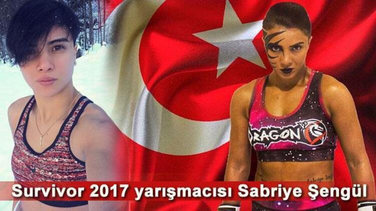 Sabriye Şengül kimdir Survivor Sabriye kaç yaşındadır