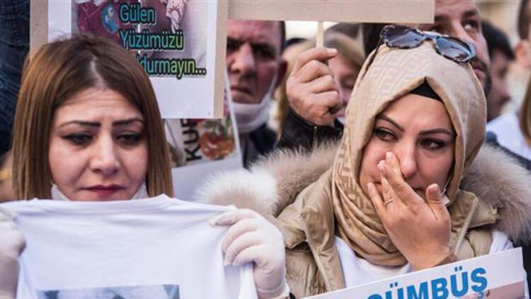 """Galatasaray Meydanı'nda """"SMA ilacımızı istiyoruz"""" eylemi"""