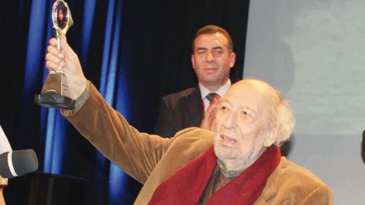 Ara Güler'e onur ödülü