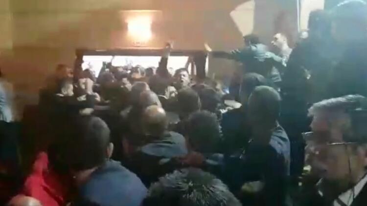 Özdağ ve Halaçoğlu'na saldırı girişimine soruşturma