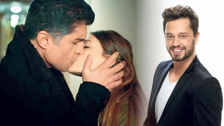 Murat Boz, Aslı Enver'in öpüşme sahnelerine ne dedi