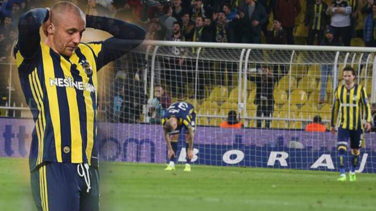Fenerbahçe 2-3 Atiker Konyaspor / MAÇIN ÖZETİ