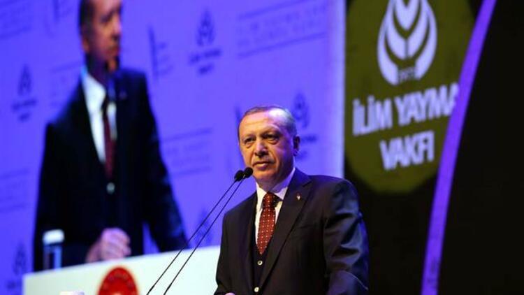 Cumhurbaşkanı Erdoğan: Maskeli balo sona erdi