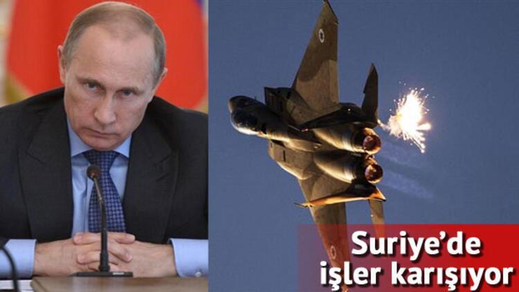 Rusya ile İsrail, Suriye yüzünden karşı karşıya geldi!