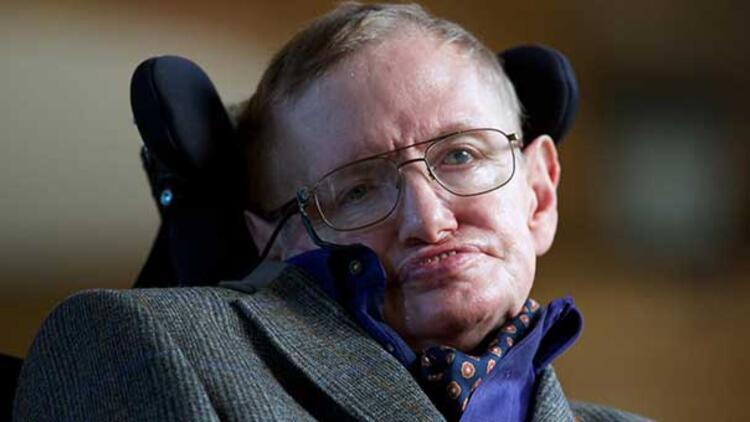 Stephen Hawking'ten dünyayı şaşırtan karar: Uzaya fırlatılacak!