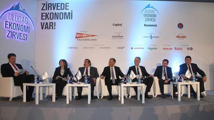 Uludağ Ekonomi Zirvesi yarın başlıyor