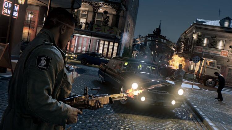 Mafia IIIün ücretsiz sürümü yayında İndirin