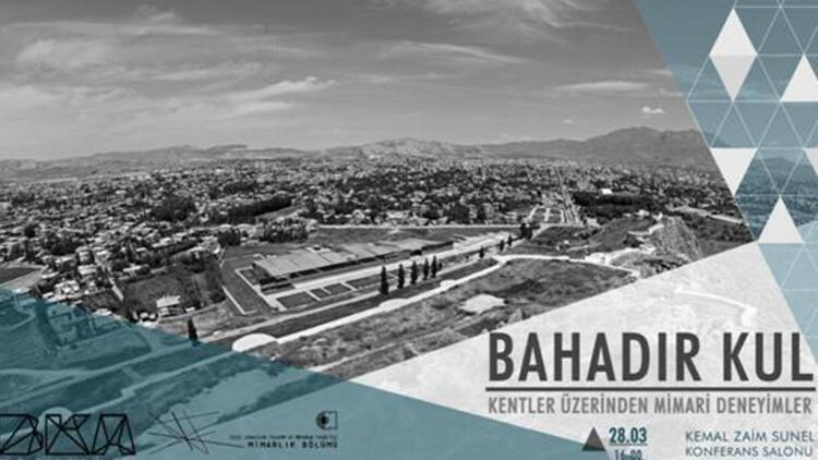 Bahadır Kul mimar adaylarıyla buluşuyor
