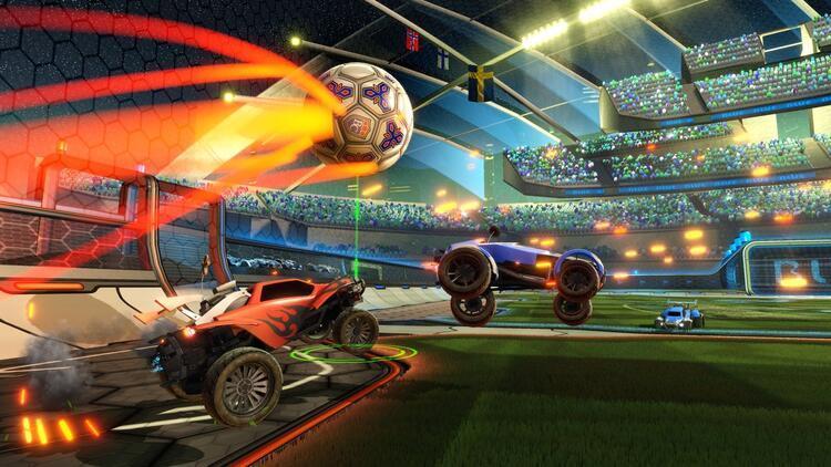 Rocket League Nintendo Switch'e mi geliyor?