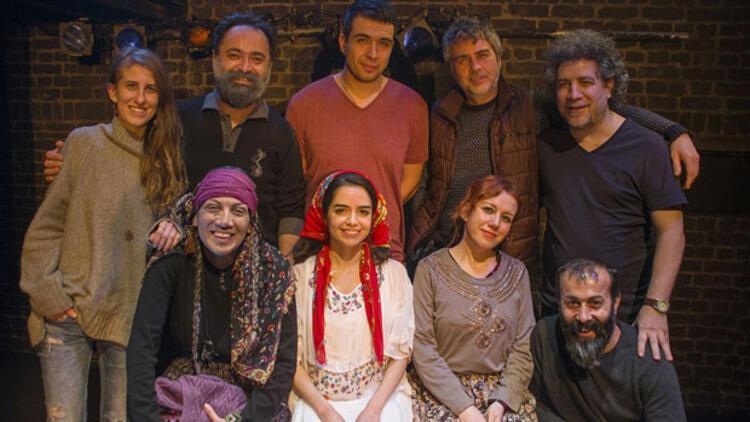 'Mutluluk'un prömiyeri Londra'da yapıldı