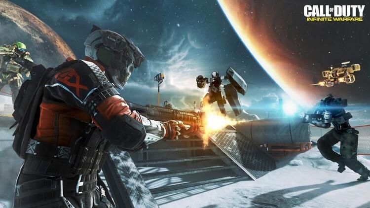 Call of Duty: Infinite Warfare'a yeni ek paket geliyor!