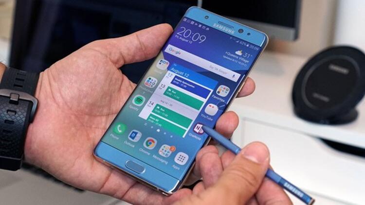 Galaxy Note 8e öyle bir özellik geliyor ki...