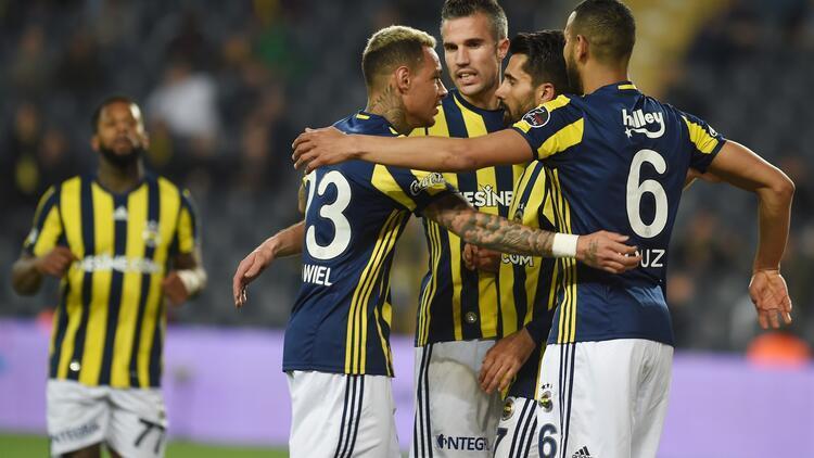 Fenerbahçe 3-1 Akhisar Belediyespor / MAÇ SONUCU