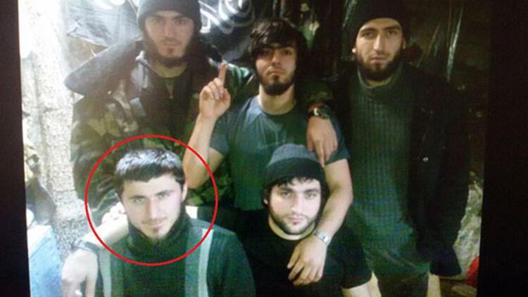 DEAŞ'lı canlı bomba tutuklandı