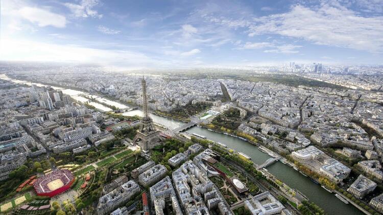 Paris 2024 Olimpiyatlarına hazır!