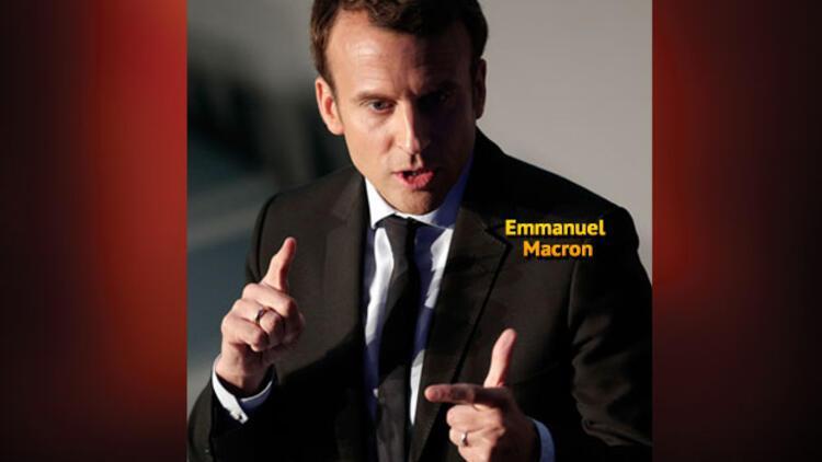 Seçime bir hafta kala Macron öne çıktı