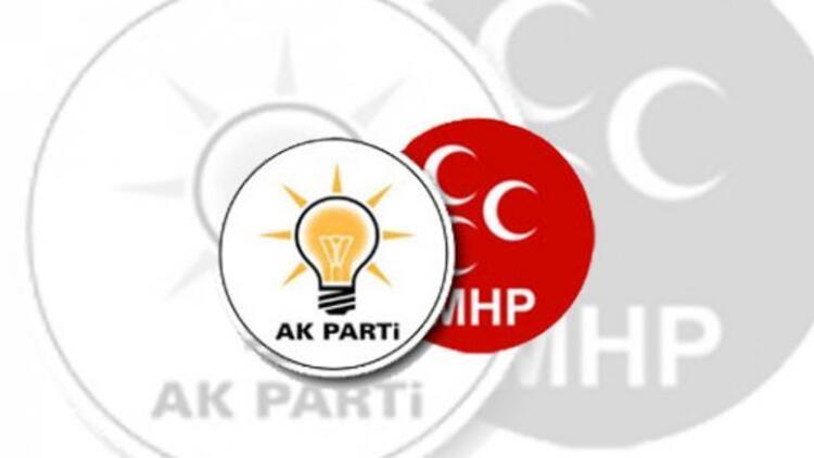 AK Parti yüzde 10 kayıp yaşadı, MHPnin yüzde 35i evet dedi