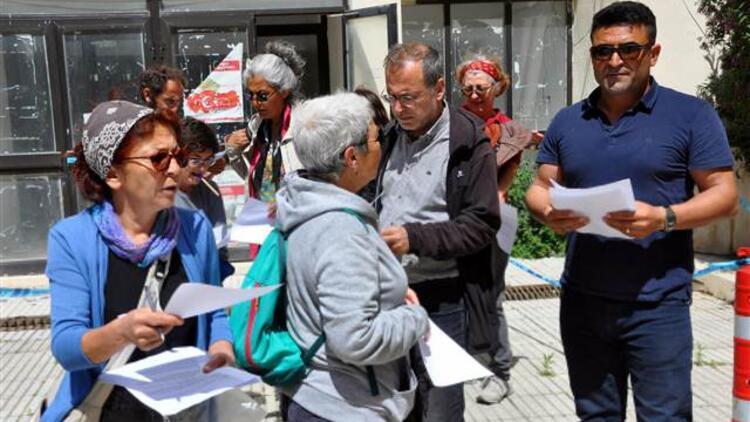 Kendileri Datça'da oyları Şanlıurfa'da iddiası