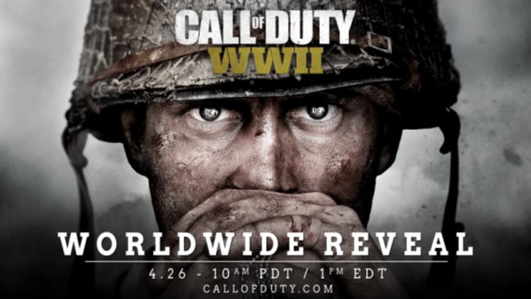 Call of Duty WW2 geliyor! İşte oyundan ilk görüntüler