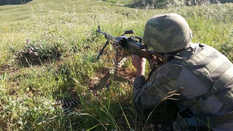 Tuncelide büyük çatışma... Çok sayıda terörist öldürüldü