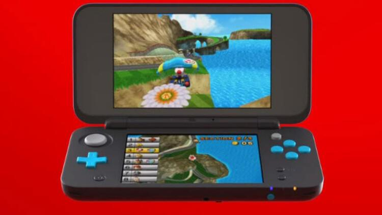 Oyun canavarı Nintendo 2DS XL ortaya çıktı!