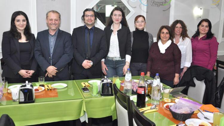 Türkçe yarışmasının finali Brüksel'de
