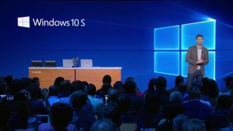 Windows 10 S duyuruldu, geliyor!