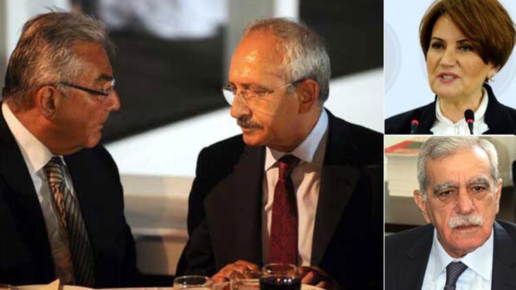 Baykal'ın kafasındaki model belli oldu: Akşener ve Türk başkan yardımcısı olsun