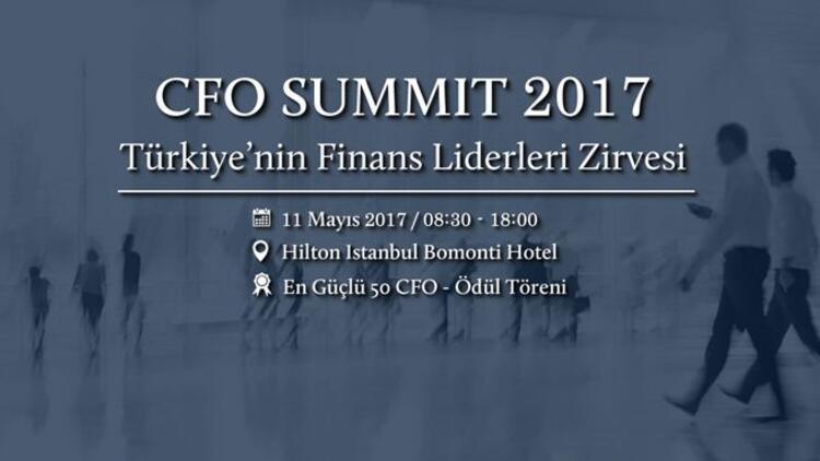 Türkiye'nin En Etkin 50 CFO'su belli oldu