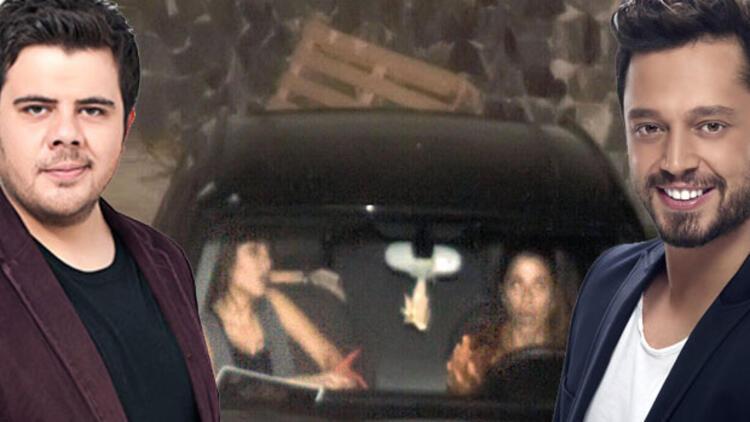 İki ünlünün gizemli gecesi... Murat Boz'dan ilk açıklama