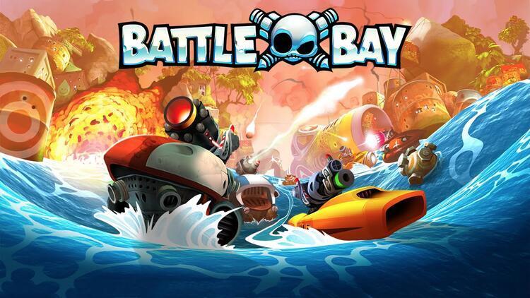 Battle Bay yayında