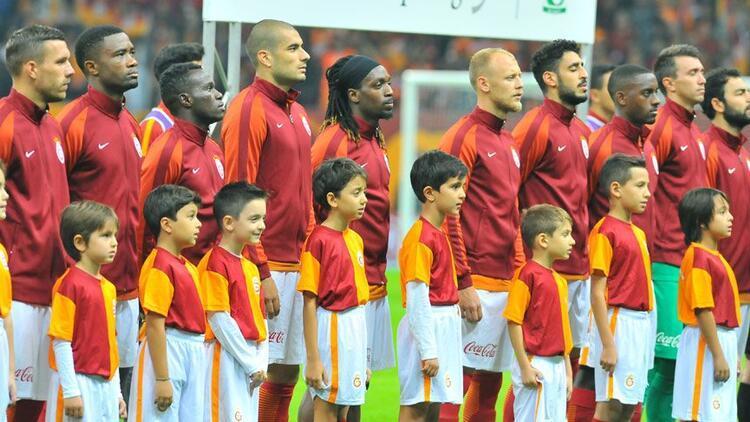 Galatasaray'da bahar temizliği