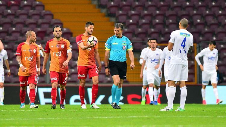 Galatasaraylılar, Özbek ile gülmeyi unuttu! Tarihin en kötüsü...