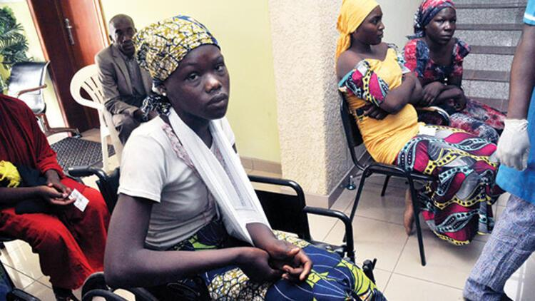 82 kız öğrenci daha serbest