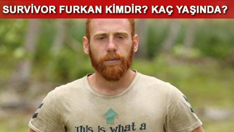 Survivor Furkan Kızılay kimdir? Furkan Kızılay kaç yaşında?