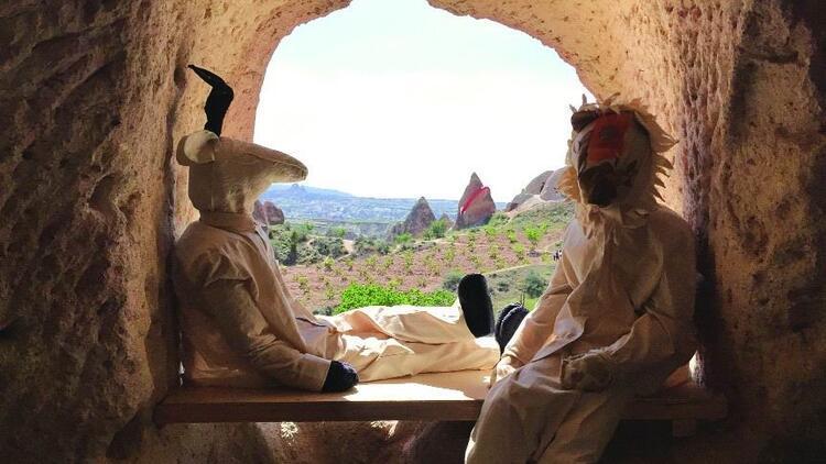 Cappadox'ta yeni bir dünya kurulur...