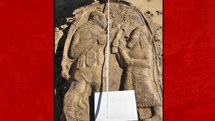 Arkeologlar kaymakamlığa karşı
