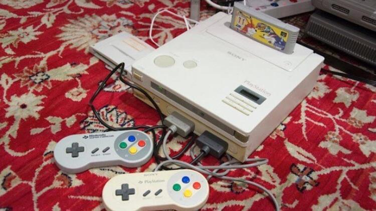 Nintendo PlayStation efsanesi geri döndü!