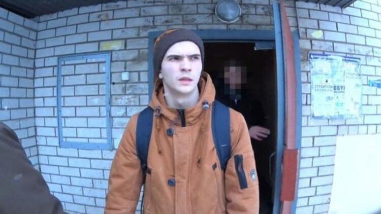Rus 'intihar oyunu' organizatörü Philipp Budeikin suçunu kabul etti