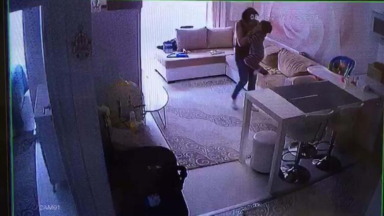 Çocuğa işkence yapan Ukraynalı bakıcı, Marmaris'te yakalandı