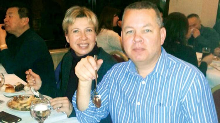 Amerikalı Pastör FETÖ'den tutuklu: Trump iadesini istedi