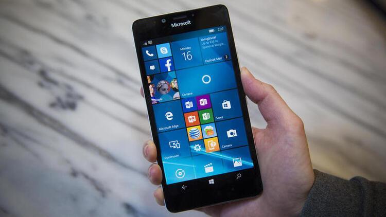 Microsoftun 7 telefonu çöp oluyor