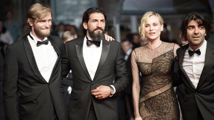 Fatih Akın'ın filmi 'Solgun', Cannes Film Festivali'nde gösterildi