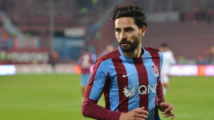 Mehmet Ekici'nin Trabzonspor dönemi